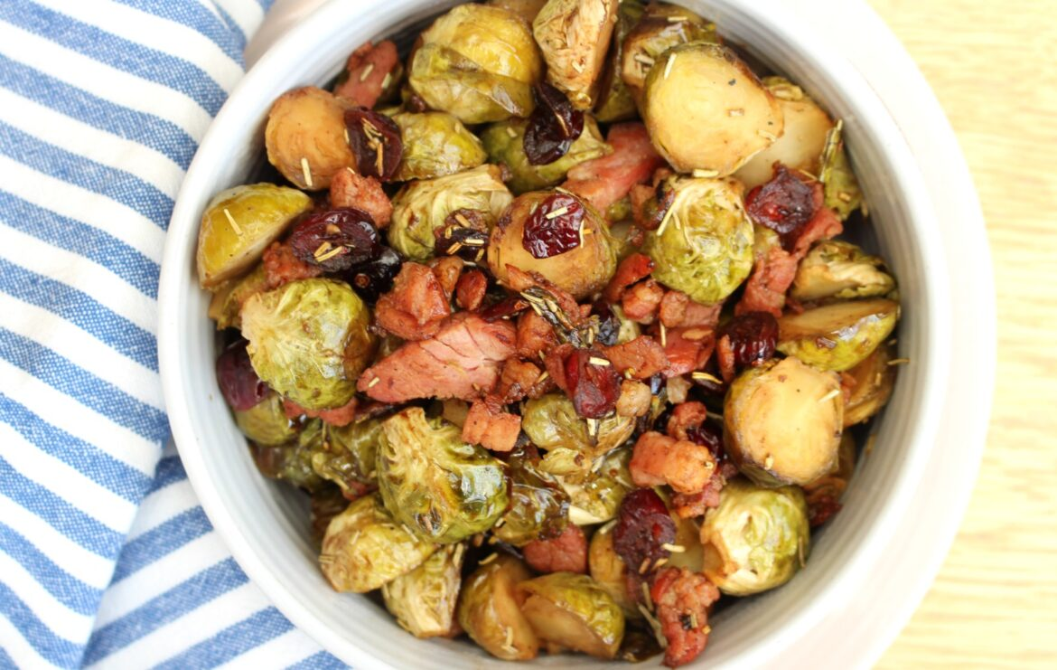 Balsamic Sprouts